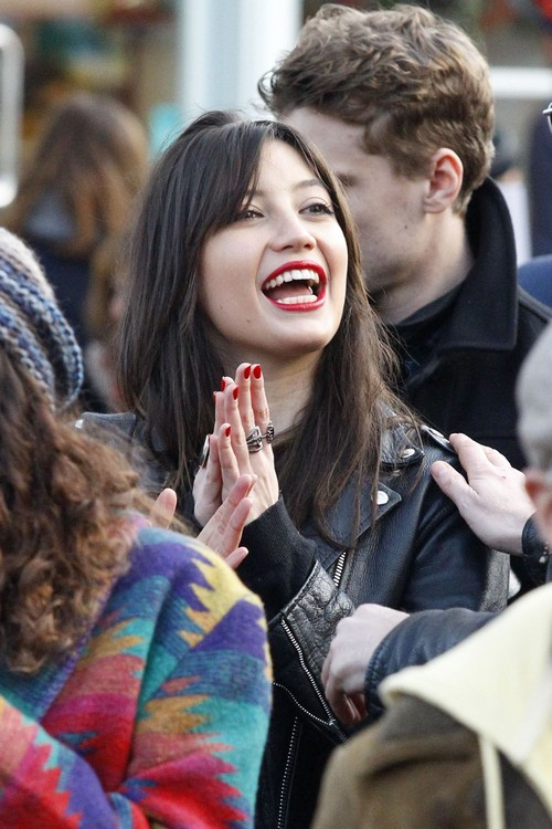 Harry Styles and Daisy Lowe Secretly Dating?
