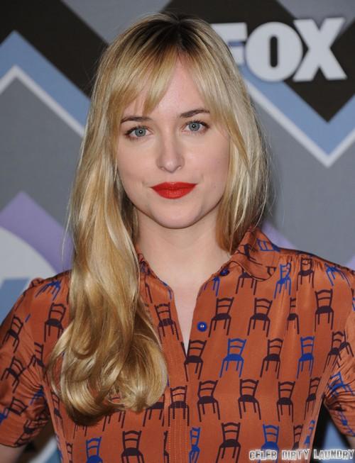 Charlie Hunnam and Dakota Johnson Fifty Shades of Grey Movie Cast Official - Christian Grey and Anastia Steele