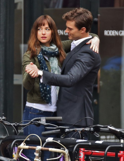 Dakota Johnson's Boyfriend, Jordan Masterson, Jealous of Fifty Shades of Grey Movie Role