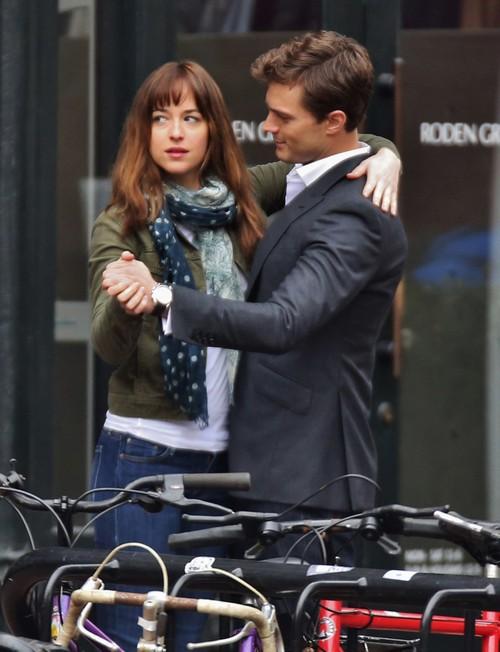 Dakota Johnson's Boyfriend, Jordan Masterson, Jealous of Fifty Shades of Grey Movie Role
