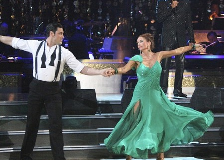 Melissa Gilbert Dancing With The Stars Argentine Tango Performance Video 4/30/12