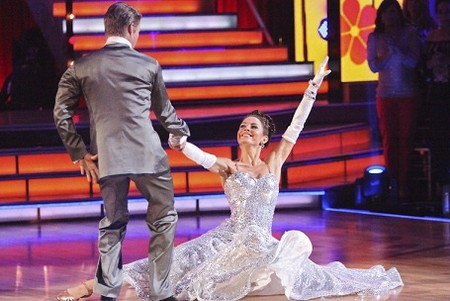 Maria Menounos Dancing With The Stars Paso Doble Performance Video 4/30/12