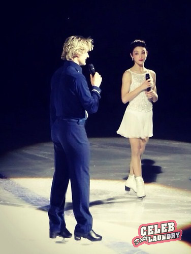 Dancing With the Stars' Meryl Davis and Charlie White Do Double Time Touring With Stars On Ice (PHOTOS)
