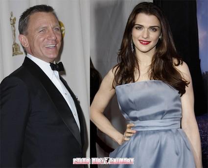 Rachel Weisz Marries James Bond Star Daniel Craig