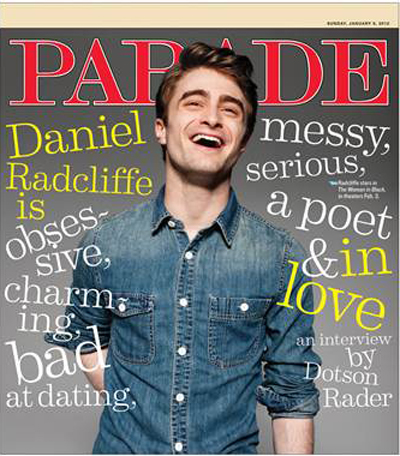 Daniel Radcliffe On His Romantic Life: 'I'm Not An Easy Person To Love'