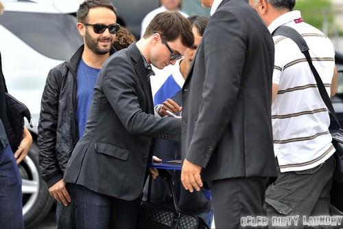 Daniel Radcliffe Trampled - Fans Stampede Over Harry Potter At Venice Film Festival