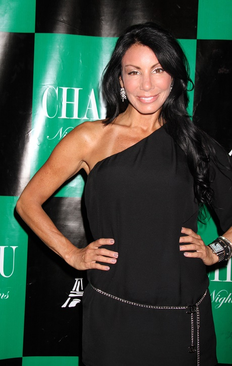 Real Housewives Of New Jersey's Danielle Staub, Dina Manzo Feud Intensifies - Says Dina's Ex Was Gay