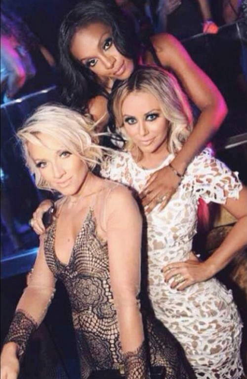 Danity Kane Break-Up: Aubrey O'Day Punched by Dawn Richard - Official Split After Recording Studio Violence (VIDEO)