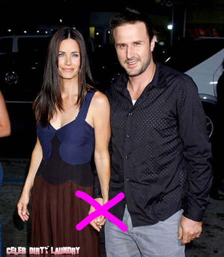 David Arquette Files Papers to Divorce Courteney Cox Once and for All