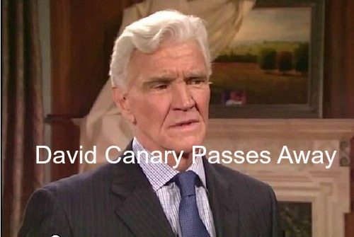 All My Children Star David Canary Passes Away: Former AMC Adam Chandler Dead at 77