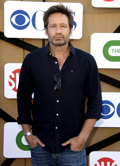 David Duchovny And Gillian Anderson Breakup: Just Friends With Benefits - David Back With Tea Leoni! - CDL Exclusive