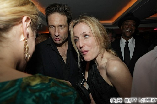 Gillian Anderson & David Duchovny To Announce New 'X Files' Movie?