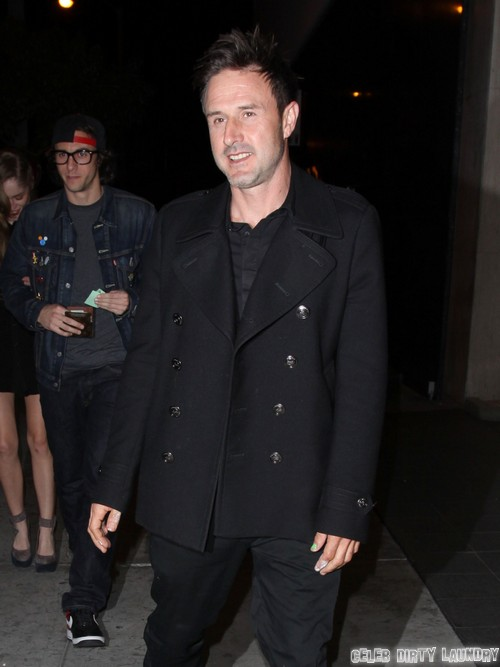 David Arquette Quits Twitter After Falling Off The Wagon - Degenerate Drinking Binge