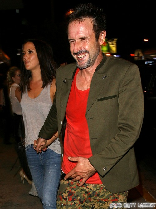 David Arquette Relapses Into Alcoholic Drunkeness: Back On The Booze After Two Years Of Supposed Sobriety