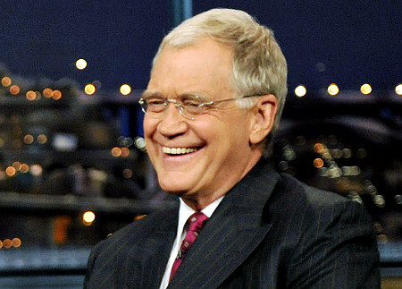 David Letterman Retires in 2015 - Retirement From Late Show Announced