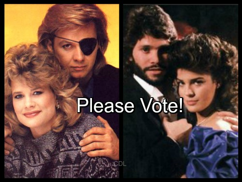 'Days of Our Lives' Spoilers: Classic Supercouple Poll – Favorite 80's Couple - Steve and Kayla or Bo and Hope?