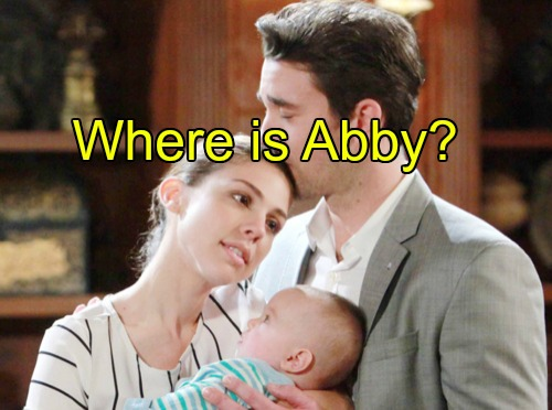 'Days of Our Lives' Spoilers: Andre Fakes Abby's Death - Chad Sends Search Party for Abigail, Note Leaves Him Crushed