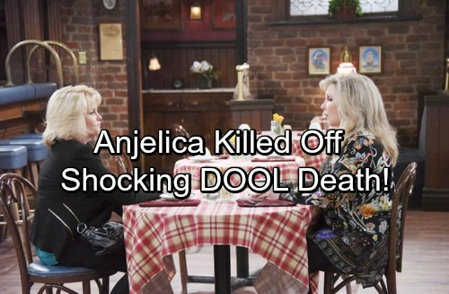 Days of Our Lives Spoilers: DOOL Death Shocker – Anjelica's Demise Leaves Hattie and Bonnie to Run Wild