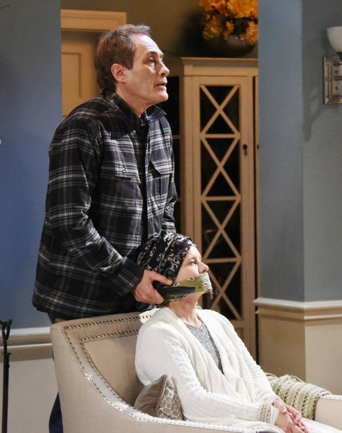 'Days of Our Lives' Spoilers: Orpheus and Steve's Shocking Blackout Showdown – Chad and Gabi Fall In Love