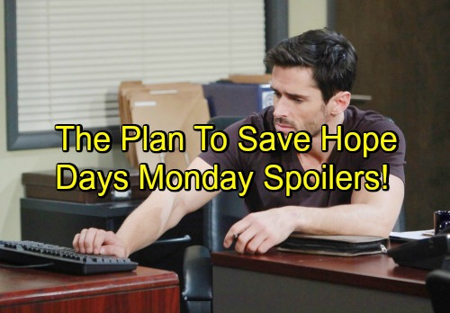 Days of Our Lives Spoilers: Theo Makes a Shocking Discovery – Kate Helps Rafe and Shawn Plan To Save Hope