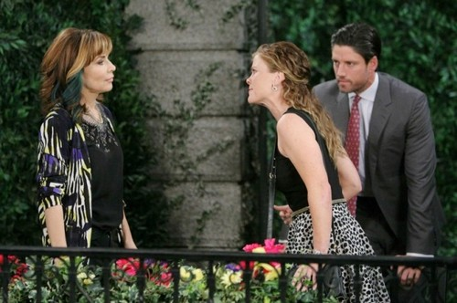 Days Of Our Lives Spoilers: Kate Controls Sami - Won't Let Her Forgive EJ - Did Kate Send Sami the Pictures of Abigail and EJ?