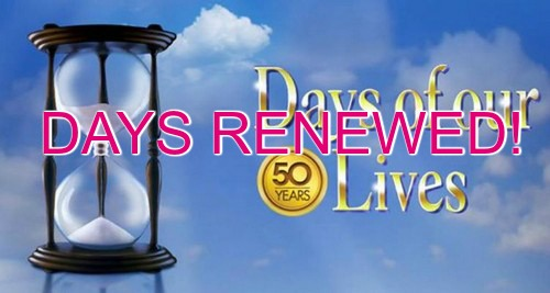 Days of Our Lives Spoilers: DOOL Renewed For Another Full Year by NBC, Possibly Longer - Fans Rejoice!