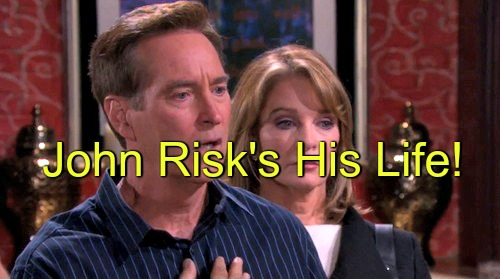 Days of Our Lives (DOOL) Spoilers: Marlena Fears John Will Die Bringing Down Assassin Organization