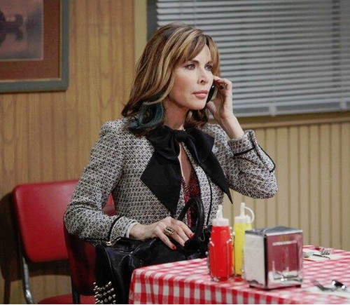 Days Of Our Lives Spoilers: Kate Betrays Sami and Steals DiMera Enterprises - Sami Overhears Shocking Secret