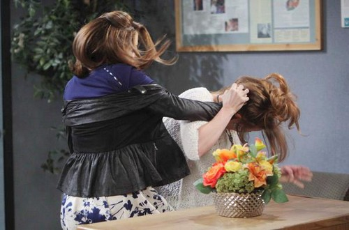 'Days of Our Lives' Spoilers: Theresa's Memory Clears - Melanie Overhears a Strange Phone Call, Is Clint Working for Kristen ?