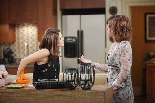 'Days of Our Lives' Spoilers: Lucas and Adrienne Clash, Will Exposes Paul's Father, Maggie's Past Gives Melanie a Clue