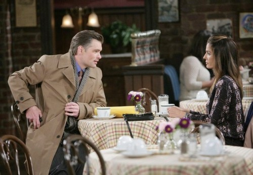 Days Of Our Lives Spoilers: Is Jennifer Trying To Steal Aiden - Hope Jealous of Lawyer-Client Date?