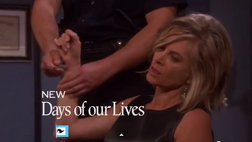 Days Of Our Lives Spoilers: Kristen Arrested at Police Station After Daniel Turns Her In - Brady's Meltdown (VIDEO)