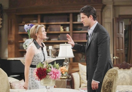 Days Of Our Lives Spoilers: Sami's in Hot Water - Editing of Will's Article Exposes Abigail's Cheating With EJ!