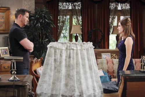 'Days of Our Lives' Spoilers: Aiden Crosses Clyde – Brady Vetoes Theresa's New Nanny Candidate - Chad Begs Will for Help