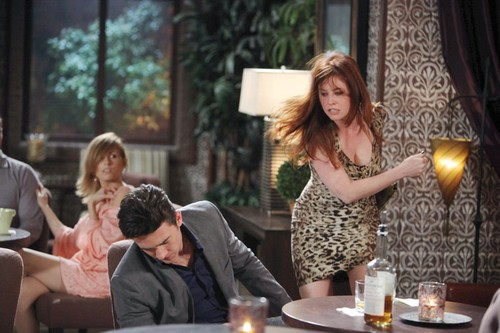 'Days of Our Lives' (DOOL) Spoilers: Serena Slaps Sleazy Chad – Caroline Needs Support During Health Crisis