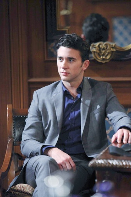 'Days of Our Lives' (DOOL) Spoilers: Stefano's Tempting Offer for Chad – Eric's Destructive Behavior – Hope Choosing Aiden