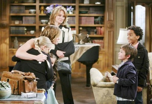 Days of Our Lives Spoilers: Alison Sweeney's Final Air Date, Sami and Will Head Off to Hollywood, Kristen Tells Brady of Theresa's Guilt