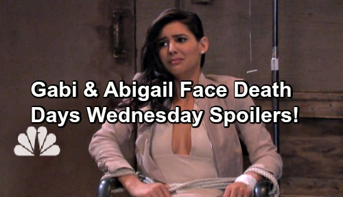 Days of Our Lives Spoilers: Gabi and Abigail Fear Death, Sonny and Paul Rush to Help Chad – Abe Seeks Lani's Assistance