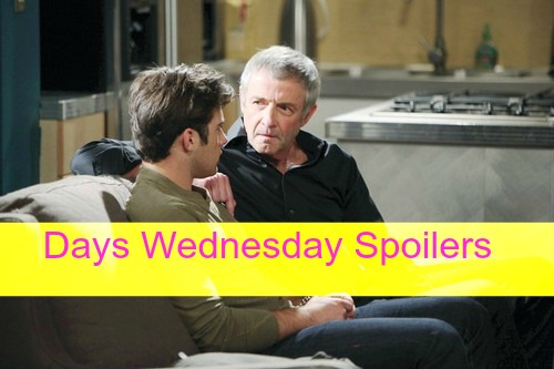 Days of Our Lives (DOOL) Spoilers: Steve Fears Bo Dead, Returns Home – JJ Manipulates Clyde, Aiden Brings Villain Down