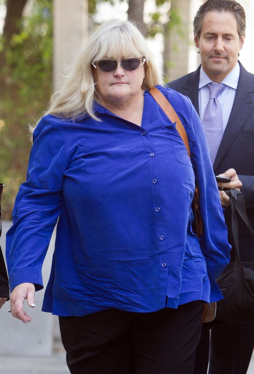 Conrad Murray Is A Vile Human Being and Debbie Rowe Wants Him Shot!