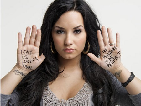 Demi Lovato Is All Signed Up For The X Factor USA