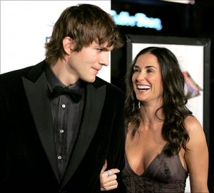 Demi Moore & Ashton Kutcher Are Headed For Divorce