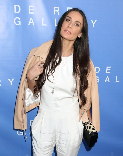 Demi Moore Cursed Ashton Kutcher After Mila Kunis Pregnancy News?