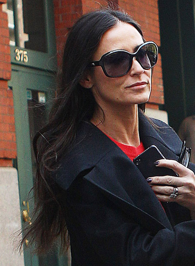 Report: Demi Moore Is Addicted To Adderall, Needs To Go To Rehab, Stat!