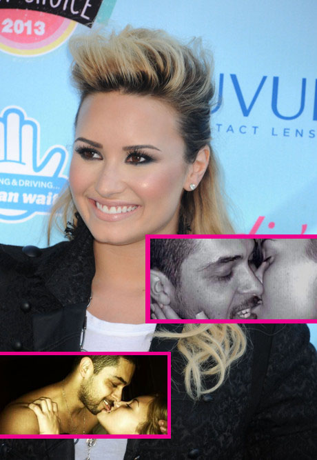 Demi Lovato Nude Pics Leak - Wilmer Valderrama's Twitter's Hacked - Compared To Selena Gomez and Called A Fat F***! (PHOTOS)