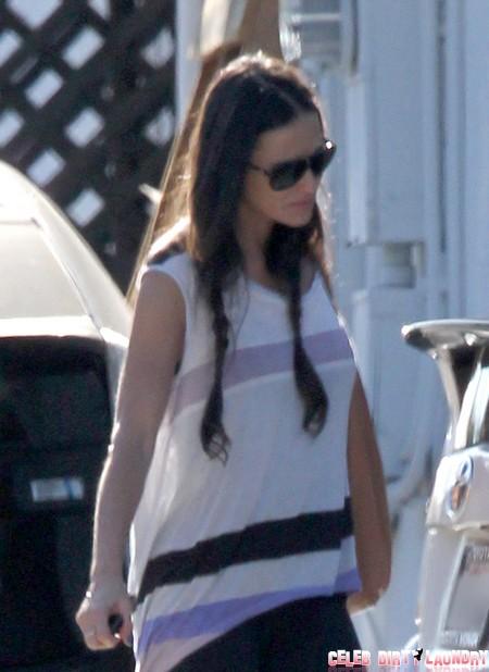 Leonardo DiCaprio Splits With Erin Heatherton: Path Now Clear For Demi Moore?
