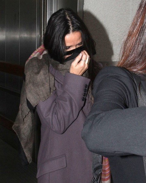 Demi Moore's Daughters, Led By Rumer Willis, Cut Off Contact With Their Embarrassing Mother