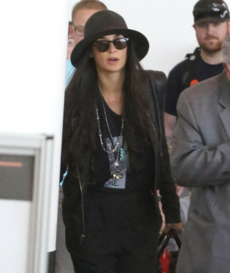 Demi Moore Dating Peter Morton -- Old Father of Ex-Boyfriend Harry Morton!