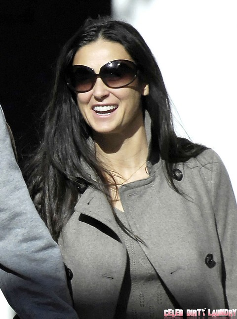 Demi Moore and Harry Morton's Relationship Is Based Purely On Love, Love, and More Love