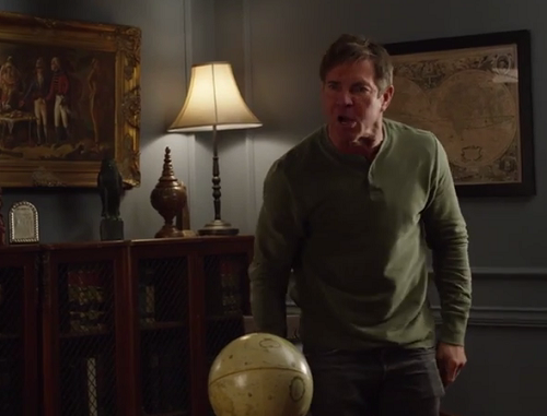 Dennis Quaid's Temper Tantrum Shakes Up Movie Set: The Blow Up Was All A Joke! (VIDEO)